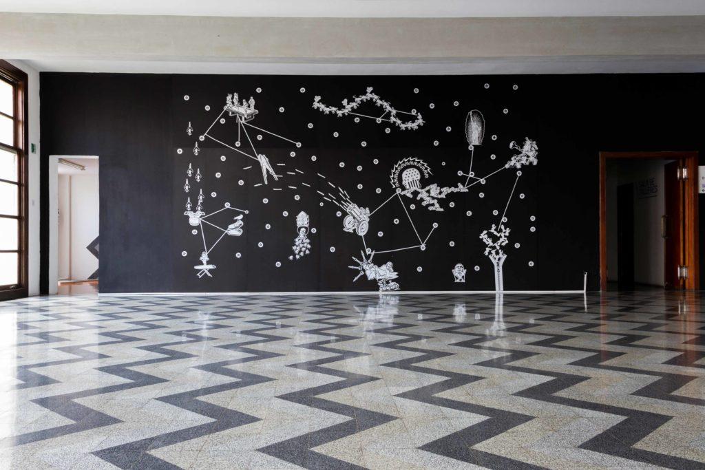 Colectivo La Torana. Mapa Astral. 2009